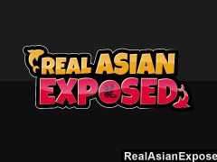 RealAsianExposed Young Zoey Fucked by an Experienced...