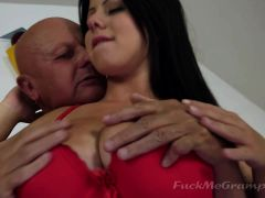 Hot Teen Creampied By Grandpa