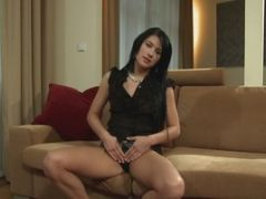 Lucy Belle Gets A Quick Fucking Because Her Man Cums Fast