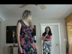 not mother and daughter strip