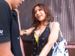Seductive Japanese  Banged Video 16