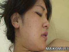 Yuko Goto - Japanese Milf On Top Of A Small Cock