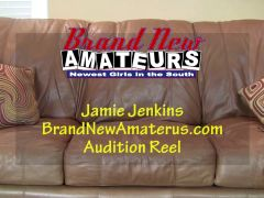 BrandNewAmateurs Jamie Audition Reel