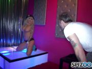 Saucy stripper Vyxen Steel nailed in her bumhole
