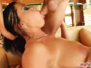 MILF Andrea\'s older but in amazing shape for fucking
