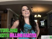Dillion Carter in Can I See Some Titties