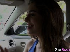 Stepteens throat and ride