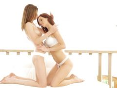 Lovely lesbians lust after pussy