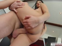 Allinternal sexy babedrips cum out of her pussy