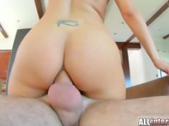 Cute Lady Has A Desire For Anal Fucking