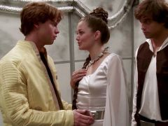 Hot threesome with Allie Haze Star Wars Sn 5