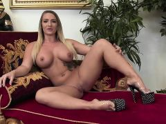 Sexy Ebony Babe And A BBC
