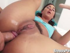 Sexy Girls Get Their Assholes And Pussies Fucked