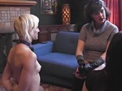 Hot Lesbos Have Fun With Fingers Tongues And Toys