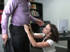 Chanel Preston And Her Boss Are Office Perverts