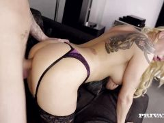 Sophie Evans is back as a Cock Hungry Cougar