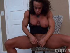 Fbb Dirty Muscle And Big Clit