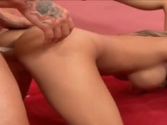 Sexy Blonde Kendall Brooks Fucking With Bigcock