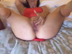 sexy wife enjoys getting fucked front her hubby