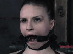 Gal gets her anal and cum-hole stuffed with electric toys