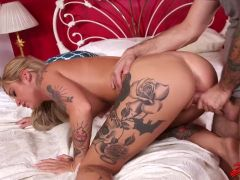 Tattoed Slut Fucked Kleio Valentien