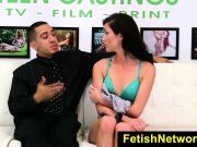 FetishNetwork Renee Roulette submissive