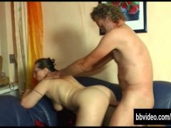Nasty german milf have orgasm