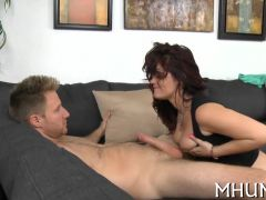Lots of orgasms for a sexy MILF
