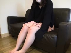 Japanese Babe With A Hairy Bush Sucks And Hops On For A Dic