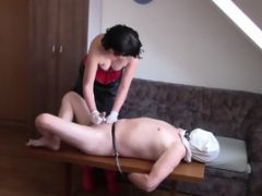 Raven-haired Starlet In Home-made Vid Compilation