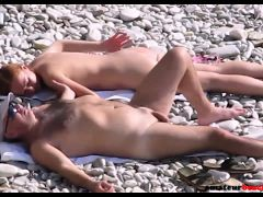 Young Nudist Wife Fucked By Fat Hubby