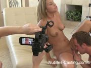 Nubiles Casting - This girl will do anything to get the job