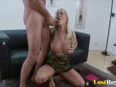 Cindy Dollar loves to plug both her holes