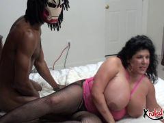 Bbw Wife Can\'t Get Enough Of 11 Inch Bbc