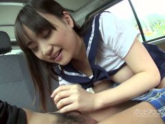Adorable school girl gets her pussy fucked hard