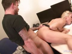 PURE XXX FILMS Banging your Work colleague