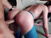 Taylor Reed filled with cum