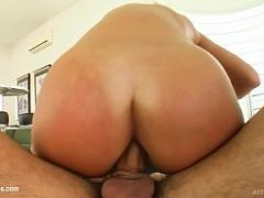 Angelic Diamond gets anal sex Perfect Gonzo style by Ass Traffic
