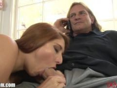 DevilsFilm Rose Red Anal Fucked By Dad\'s Friend
