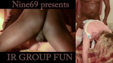 Interracial group fun ...Recording by me