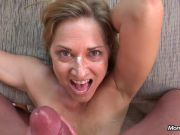 Mompov Kyra 49 Year Old Wife Fucked In Casting