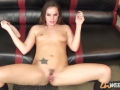 Tori Blask Shows Off Her Body And Plays With Herself