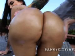 Lela Star incredible ass worship