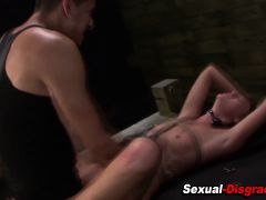 Bdsm submissive squirts