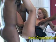 Creamy Delivery For MILF