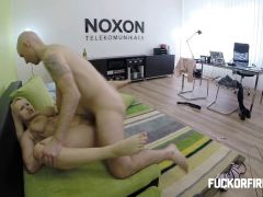 Yulia Tikhomirova with her real first husband 3