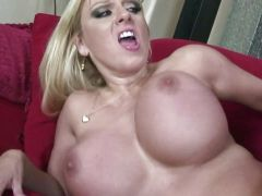 Harmony Bliss gets saturated with thick cock juice
