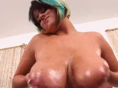 Chubby Amateur Playing