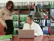 Hot office action with Alexis Brill