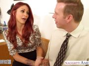 Fucking the boss Monique Alexander